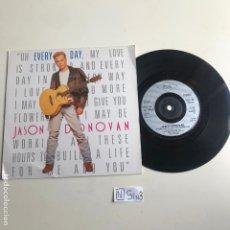 Discos de vinilo: JASÓN DONOVAN. Lote 204095085