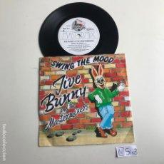 Discos de vinilo: JIVE BUNNY. Lote 204095116