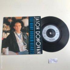 Discos de vinilo: JASÓN DONOVAN. Lote 204095128