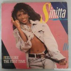 Discos de vinilo: LP SINITTA. Lote 204097140
