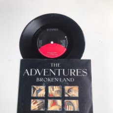 Discos de vinilo: THE ADVENTURES BROKEN LAND. Lote 204097326