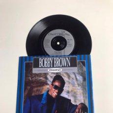 Discos de vinilo: BOBBY BROWN. Lote 204097371