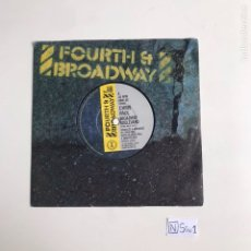 Discos de vinilo: FOURTH BROADWAY. Lote 204097502