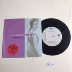 Discos de vinilo: CELINE DION. Lote 204097550