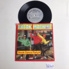 Discos de vinilo: BREAK MACHINE. Lote 204097910