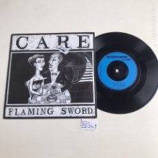 Discos de vinilo: CARE FLAMING SWORD. Lote 204098201