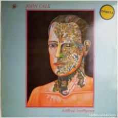 Discos de vinilo: JOHN CALE - ARTIFICIAL INTELLIGENCE - LP SPAIN 1985 - VICTORIA VLP-150. Lote 204114650