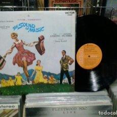 Discos de vinil: LMV - THE SOUND OF MUSIC (SONRISAS Y LÁGRIMAS). BSO, RCA 1966, REF. LSP-10309. Lote 204132078