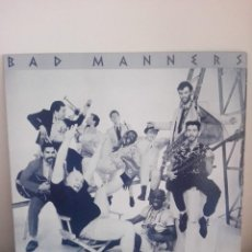 Discos de vinilo: BAD MANNERS -THAT¨LL DO NICELY (RE-MIX VERSION) -MAXI PROMOCIONAL N.4294.- EDI.AMERICANA 1984. Lote 204136522
