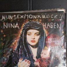 Discos de vinilo: NINA HAGEN - NUNSEXMONKROCK. Lote 204137573