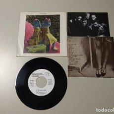 Disques de vinyle: 0520- ULTRATRUITA SANGRE Y ARENA SINGLE ESP 1983 VIN 7 POR VG+ DIS NM. Lote 204140796