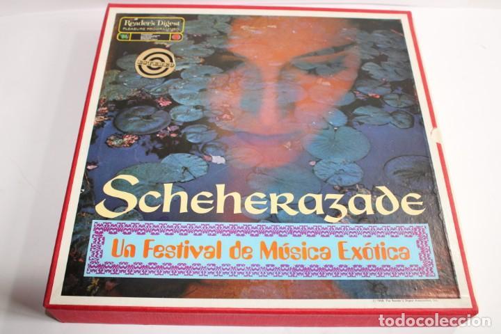 SCHEHERAZADE,UN FESTIVAL DE MUSICA EXOTICA 10 LPS (Música - Discos - Singles Vinilo - Otros estilos)