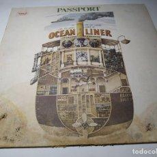 Discos de vinilo: LP - PASSPORT – OCEANLINER - ATL 50 688 ( VG+ - P ) EURO 1980. Lote 204151541