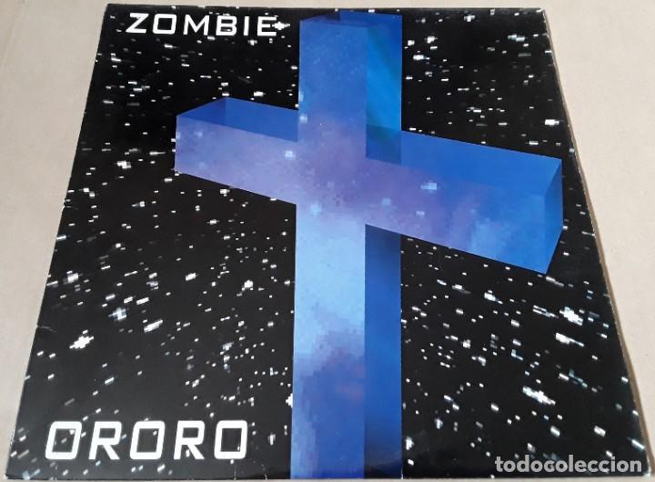 MAXI SINGLE - ORORO - ZOMBIE - ORORO (Música - Discos de Vinilo - Maxi Singles - Techno, Trance y House)