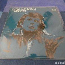 Discos de vinilo: LP ESPAÑOL DON MC LEAN TAPESTRY 1973 ESTADO TAPA Y VINILO RESPETABLE. Lote 204154592