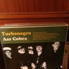 Dischi in vinile: TURBONEGRO/ ASS COBRA / NOT ON LABEL. Lote 204155136