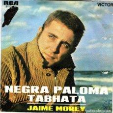 Discos de vinilo: JAIME MOREY NEGRA PALOMA TABHATA. Lote 204155472