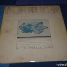 Dischi in vinile: LP ESPAÑOL LABEL CBS ANTIGUO NARANJA 1971 BLOOD SWEET TEARS IV VINILO OK TAPA INTERIOR A REPEGAR. Lote 204159717