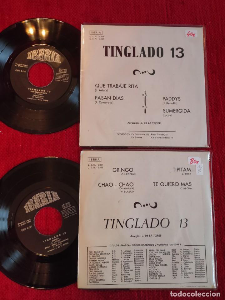 Discos de vinilo: TINGLADO 13 / DOS VINILOS - Foto 2 - 204166277