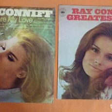 Dischi in vinile: LOTE DE 2 LP,S DE RAY CONNIFF, VER FOTOS. Lote 204168186