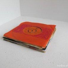 Discos de vinilo: GRAN LOTE 10 SINGLES DISCOS VINILOS 1950S 1960S ROCK POP INTERNATIONAL BUEN ESTADO. Lote 204172708