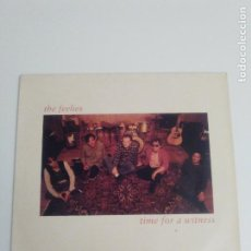 Discos de vinilo: THE FEELIES TIME FOR A WITNESS ( 1991 A&M COYOTE HOLLAND ) INDIE ROCK USA STOOGES COVER. Lote 204175533
