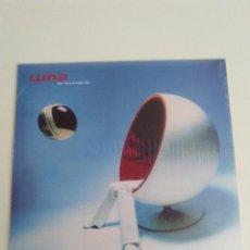Discos de vinilo: LUNA BEWITCHED ( 1994 GOTTA GROOVE RECORDS USA 2012 ) NUEVO PRECINTADO GALAXIE 500 DEAN WAREHAM. Lote 204176858