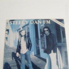 Discos de vinilo: STEELY DAN F.M. / F.M. REPRISE / EAST ST LOUIS TOODLE OO ( 1978 MCA RECORDS UK ) DONALD FAGEN WALTER. Lote 204180893