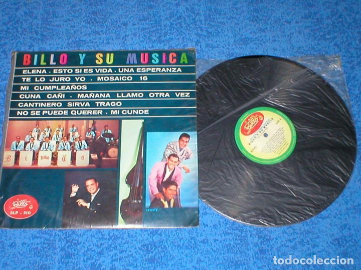 BILLO´S CARACAS BOYS VENEZUELA LP BILLO Y SU MUSICA ORIGINAL 1965 FOLK SALSA CUMBIA BOLERO MIRA ! (Música - Discos - LP Vinilo - Grupos y Solistas de latinoamérica)
