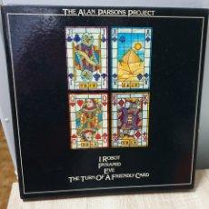 Discos de vinilo: CAJA THE ALAN PARSONS PROJECT. Lote 204198352