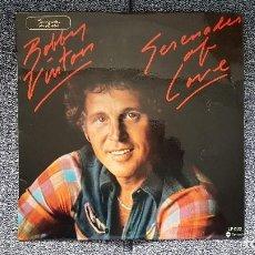 Discos de vinilo: BOBBY VINTON - SERENATAS DE AMOR. EDITADO POR ABC RECORDS. AÑO 1.976. NO HAY UNIDADES.. Lote 204203702
