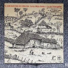 Discos de vinilo: CARLOS MEJIA GODOY Y LOS DE PALACAGÜINA - EL SON NUESTRO DE CADA DÍA. EDITADO POR CBS. AÑO 1.977. Lote 204205858