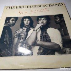 Discos de vinilo: LP - THE ERIC BURDON BAND – SUN SECRETS - 5C 062-81819 ( VG - VG ) HOLANDA 1974. Lote 204206087
