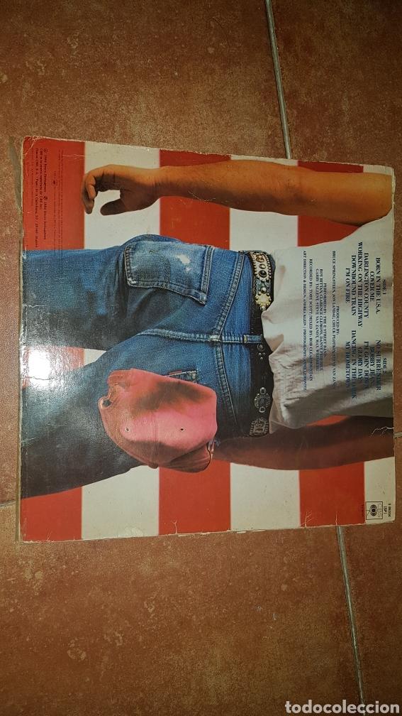 Discos de vinilo: bruce springsteenborn in the usa - Foto 3 - 8238271