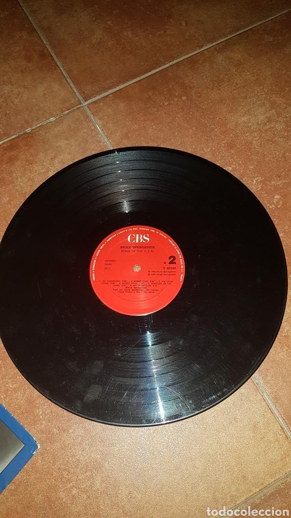 Discos de vinilo: bruce springsteenborn in the usa - Foto 6 - 8238271