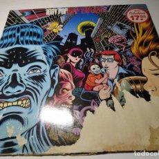 Discos de vinilo: LP - IGGY POP – BRICK BY BRICK - VUSLP 19 ( VG -P ) GER 1977. Lote 204207632