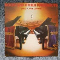 Discos de vinilo: FERRANTE & Y TEICHER - ROCKY Y OTROS CAMPEONES. EDITADO POR ARIOLA. AÑO 1.977. Lote 204207710