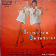 Discos de vinilo: VVAA - TROMPETAS BAILADORAS - LP SPAIN 1967 - ORLADOR 30155 B - CIRCULO DE LECTORES. Lote 204208276