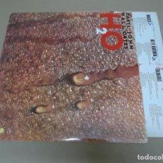 Discos de vinil: DARYL HALL & JOHN OATES (LP) H20 AÑO – 1983 – PROMOCIONAL – HOJA CON LETRAS. Lote 204214758
