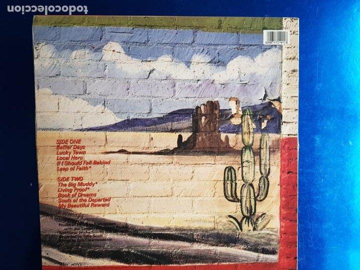 Discos de vinilo: LP-BRUCE SPRINGSTEEN-LUCKY TOWN-1992-EXCELENTE ESTADO-FUNDA-VER FOTOS - Foto 5 - 204224882