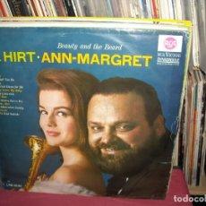 Discos de vinilo: BEANTY AND THE BEARD LP ANN-MARGRET/AL HIRT LP RCA GER. Lote 204243165