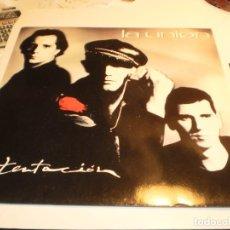 Discos de vinilo: LP LA UNIÓN. TENTACIÓN. WEA 1990 SPAIN CON FUNDA ORIGINAL CON LETRAS (PROBADO, BIEN, SEMINUEVO). Lote 204244842