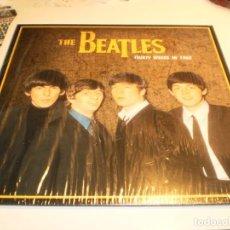 Discos de vinilo: LP THE BEATLES. THIRTY WEEKS IN 1963. WAX LOVE 2018 EU (500 COPIAS) DISCO PROBADO, BIEN, SEMINUEVO. Lote 204246086