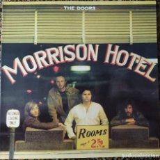 Discos de vinilo: THE DOORS - MORRISON HOTEL (LP, ALBUM, GAT) (ELEKTRA) ELK 42 080 EU VERSION (COMO NUEVO). Lote 204252165