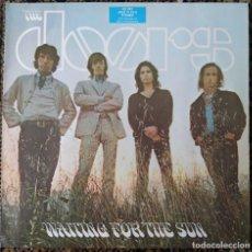 Discos de vinilo: THE DOORS - WAITING FOR THE SUN (LP, ALBUM) (ELEKTRA, ELEKTRA) 42 041, K 42 041 (COMO NUEVO). Lote 204252801