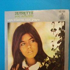 Discos de vinilo: JEANETTE. HISPA VOX.. Lote 204253831