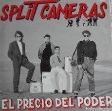 Discos de vinilo: SPLIT CAMERAS: EL PRECIO DEL PODER. Lote 204253841