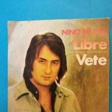 Discos de vinilo: NINO BRAVO. POLYDOR.. Lote 204254470