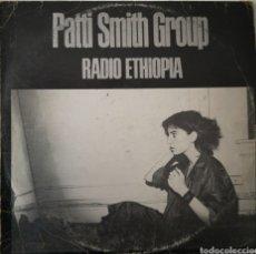Discos de vinilo: PATTI SMITH - RADIO ETHIOPIA. Lote 204265942
