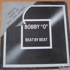 Discos de vinilo: DISCO VINILO BOBBY O BEAT BY BEAT SHE HAS A WAY. Lote 204275873